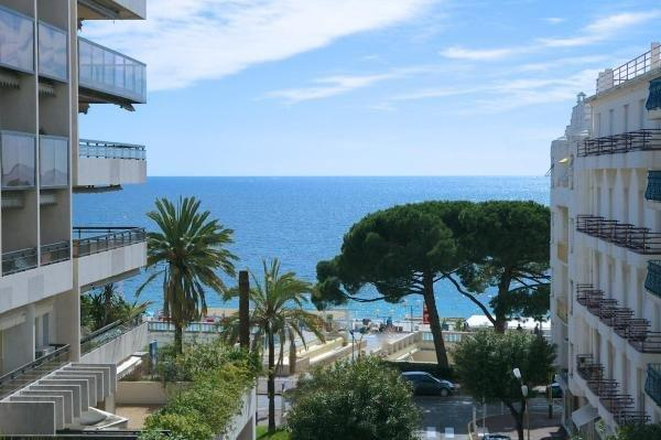 Eden h tel hotel in juan les pins for Hotels juan les pins