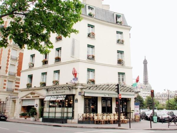 Eiffel Kennedy - Hotel vakantie & weekend in Paris