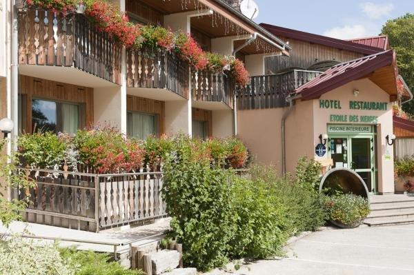 Metabief Hotel Etoile Des Neiges