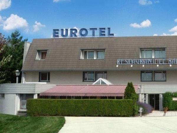 Eurotel - Hotel vacanze e weekend a Vesoul
