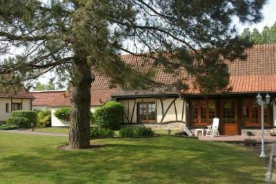 Le fiacre h tel quend for Hotels quend