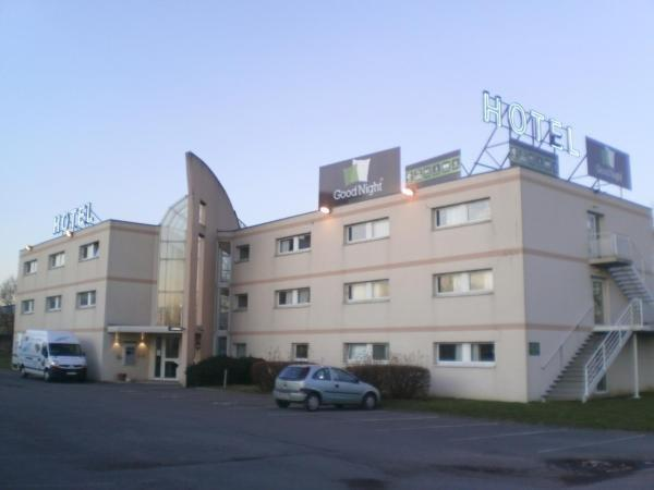 Good Night Hotel - Holiday & weekend hotel in Arques