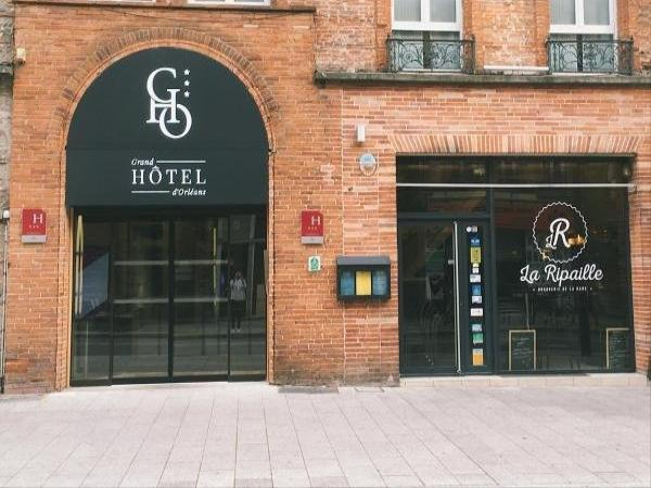 Grand Hôtel d'Orléans - Holiday & weekend hotel in Toulouse
