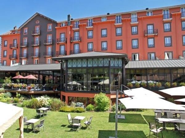 Grand Hotel And Spa Gerardmer