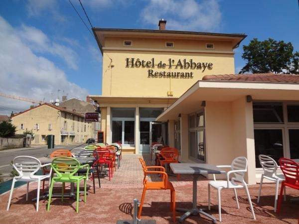 Hotel de l'Abbaye - Holiday & weekend hotel in Cluny