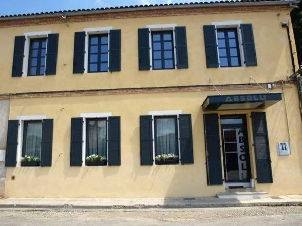 Hôtel Absolu - Holiday & weekend hotel in Castelsarrasin