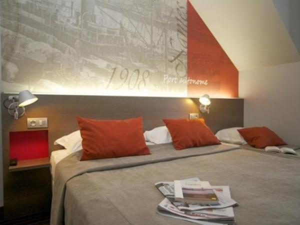 Hôtel Amiral - Holiday & weekend hotel in Nantes