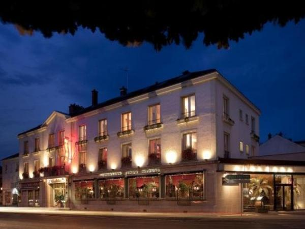 Hotel d'Angleterre - Holiday & weekend hotel in Châlons-en-Champagne