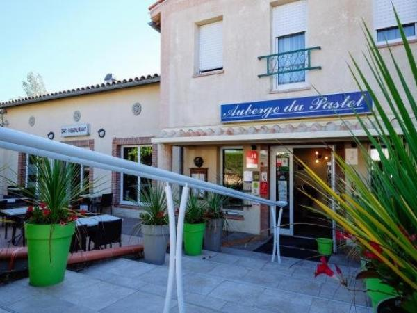 Hotel Auberge du Pastel - Holiday & weekend hotel in Nailloux