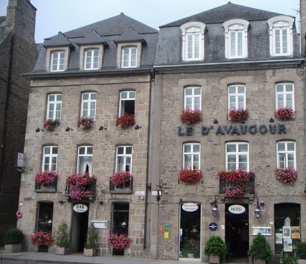 Hôtel Le D'Avaugour - Holiday & weekend hotel in Dinan