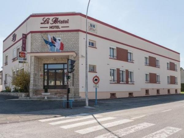 Hotel Bristol - Holiday & weekend hotel in Fagnières