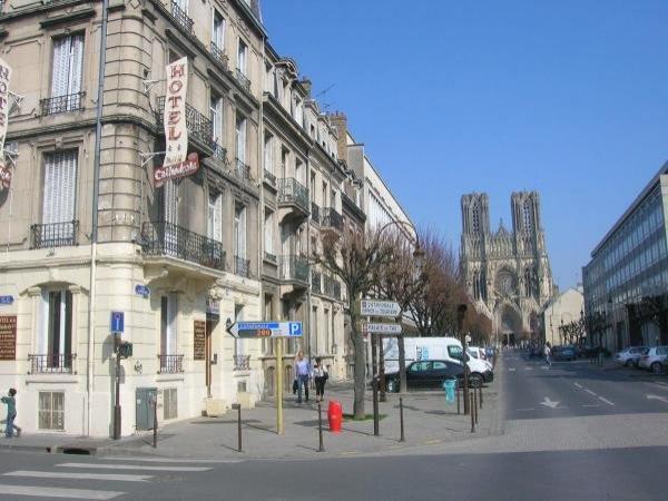 Cheap Hotel Reims