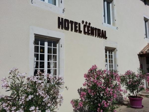 Hôtel Central - Holiday & weekend hotel in Chaunay