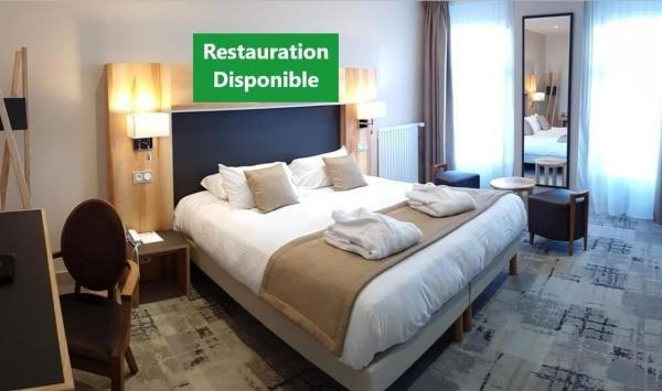 Hotel Le Cercle - Holiday & weekend hotel in Cherbourg-en-Cotentin