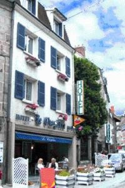 Hotel Le Chapitre - Holiday & weekend hotel in Aubusson