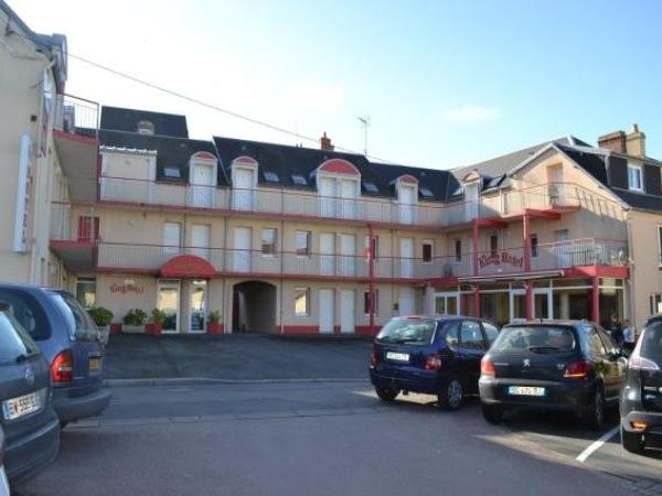 Hotel Eisenhower (ex King Hôtel) - Holiday & weekend hotel in Port-en-Bessin-Huppain