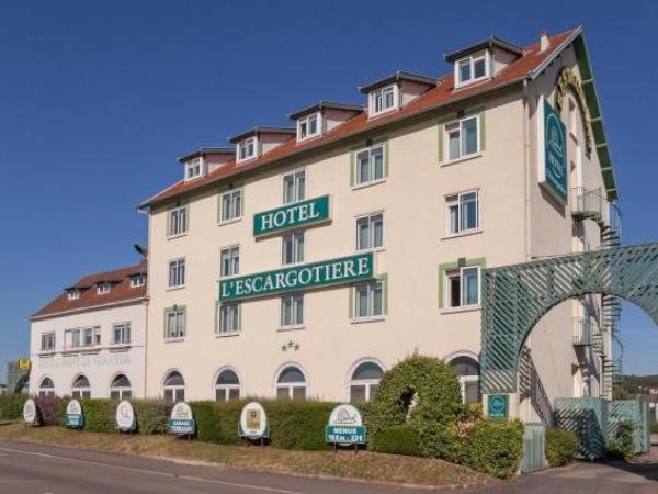 Hotel L Escargotiere Dijon Sud Chenove Chenove France