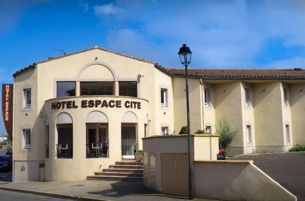 Hotel Espace Cite - Hotel vakantie & weekend in Carcassonne