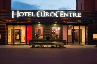 hotel eurocentre 2 toulouse nord h tel castelnau d 39 estr tefonds. Black Bedroom Furniture Sets. Home Design Ideas