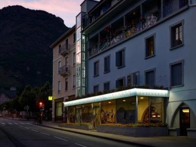 h tel de l 39 europe hotel in saint jean de maurienne. Black Bedroom Furniture Sets. Home Design Ideas