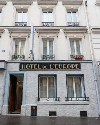 Hotel Paris Belleville Pas Cher