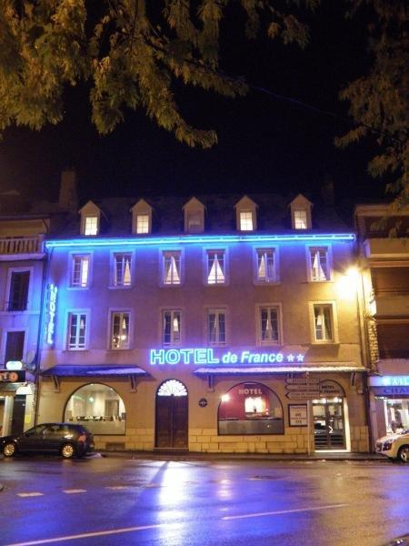 Hôtel de France - Holiday & weekend hotel in Espalion