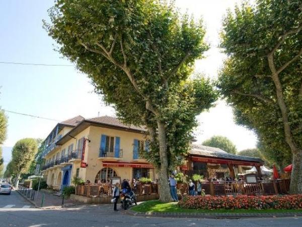Liroko The Originals City Place Président Edouard Herriot Le Grand Port Aix Les Bains Gresy France Fr Europe