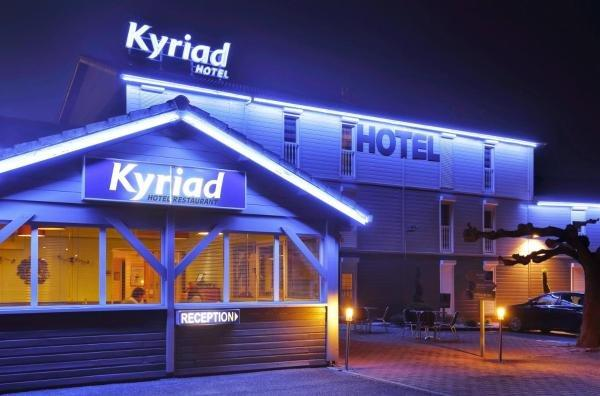 Hotel Kyriad Montauban - Holiday & weekend hotel in Montauban