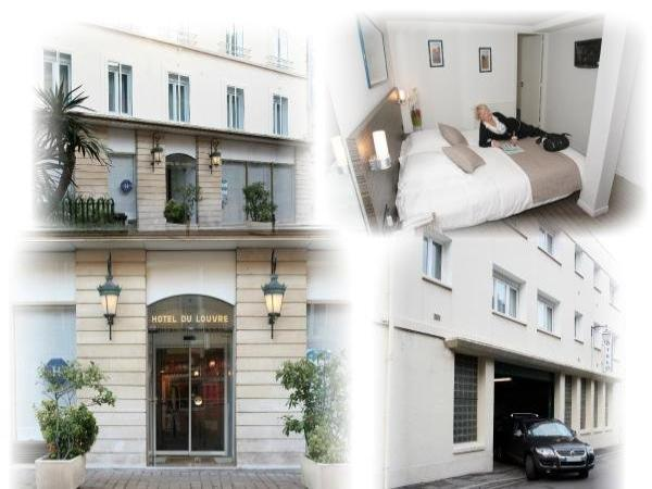 hotel du louvre h tel cherbourg en cotentin. Black Bedroom Furniture Sets. Home Design Ideas