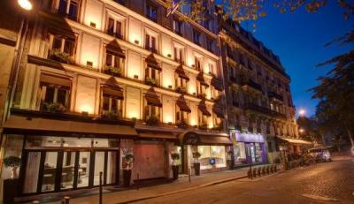 H tel du midi paris montparnasse h tel paris for Hotels quartier montparnasse