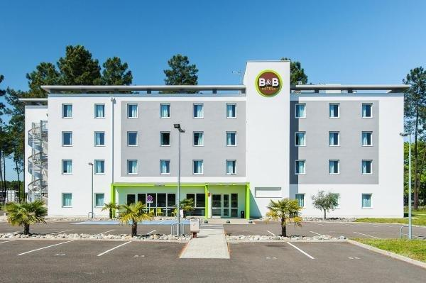 B&B Hôtel Mont-de-Marsan - Holiday & weekend hotel in Saint-Avit