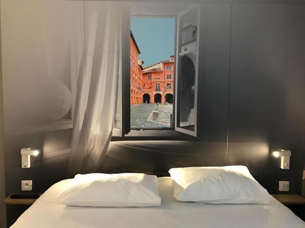 b b h tel montauban h tel montauban. Black Bedroom Furniture Sets. Home Design Ideas