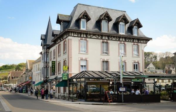 Hotel De Normandie - Holiday & weekend hotel in Arromanches-les-Bains