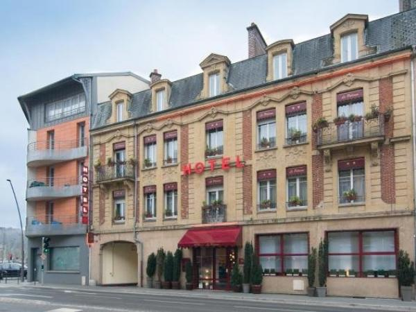 Hotel Le Pelican - Holiday & weekend hotel in Charleville-Mézières