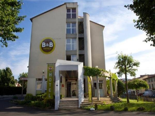 B&B Hôtel Le Puy-en-Velay - Holiday & weekend hotel in Vals-près-le-Puy