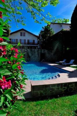 H tel des pyr n es hotel in saint jean pied de port - Hotel des pyrenees saint jean pied de port ...