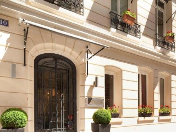 Hotel Paris Porte Maillot Pas Cher
