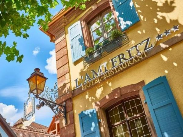 Hotel Restaurant L'Ami Fritz - Holiday & weekend hotel in Ottrott