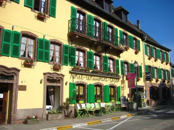 ... Aux Trois Roses Hotel vakantie & weekend in La Petite Pierre