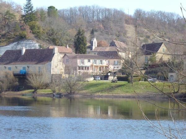 Hôtel-Restaurant Côté Rivage - Holiday & weekend hotel in Badefols-sur-Dordogne