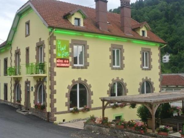 Hotel Restaurant Du Haut Du Roc - Holiday & weekend hotel in Basse-sur-le-Rupt