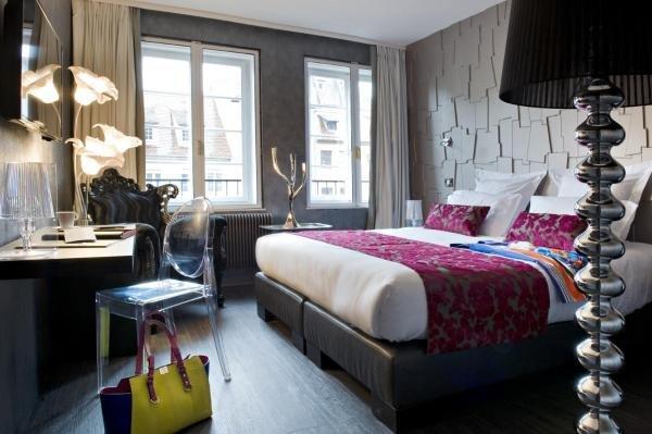 hotel rohan hotel in strasbourg. Black Bedroom Furniture Sets. Home Design Ideas