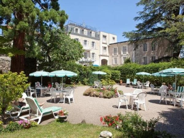 Hotel Royal Saint-Mart - Holiday & weekend hotel in Royat