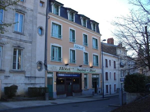 Hotel Saint Paul - Hotel vacanze e weekend a Verdun