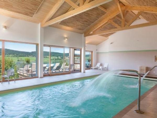 Hotel Spa Les Rives Sauvages - Hotel vakantie & weekend in Malbuisson