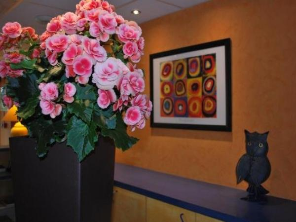 Hotel Tambourin - Holiday & weekend hotel in Vitry-le-François