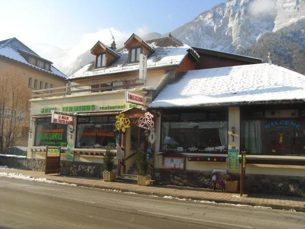 Hotel Le Terminus - Holiday & weekend hotel in Le Bourg-d'Oisans