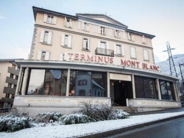 hotel terminus hotel in saint gervais les bains. Black Bedroom Furniture Sets. Home Design Ideas