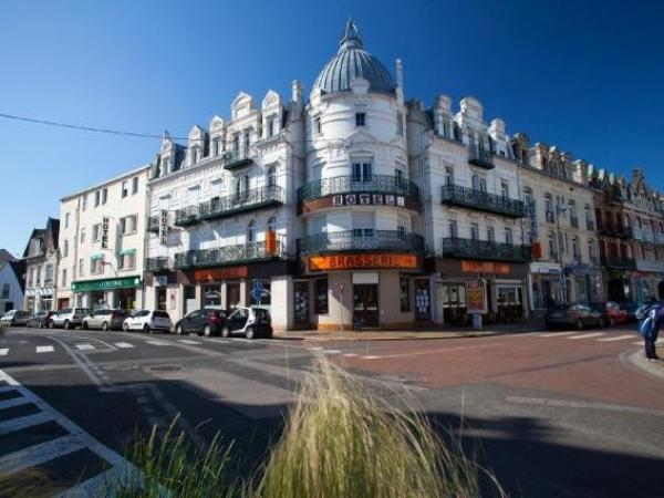 Hotel de la Terrasse - Holiday & weekend hotel in Berck