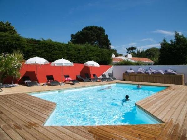 H tel la villa en l 39 le h tel noirmoutier en l 39 le - Hotel noirmoutier en ile ...